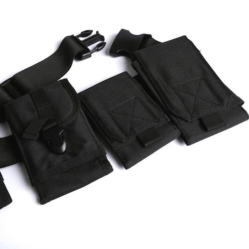 BELT POUCH / BLACK