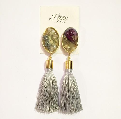 tassel pierce / earring