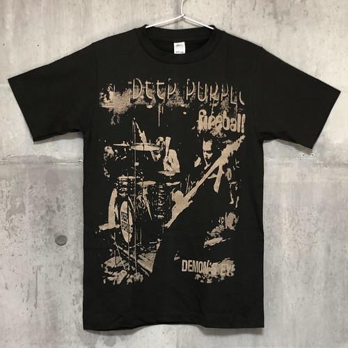 【送料無料 / ロック バンド Tシャツ】 DEEP PURPLE / Fireball Men's T-shirts M ディープ・パープル / ファイヤーボール メンズ Tシャツ M