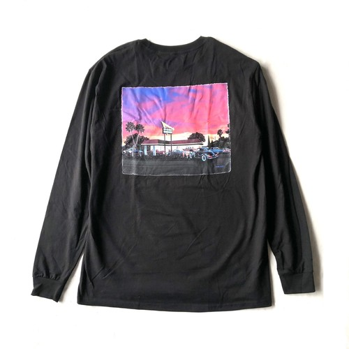 IN-N-OUT BURGER 2020 CALIFORNIA SUNSET L/S TEE