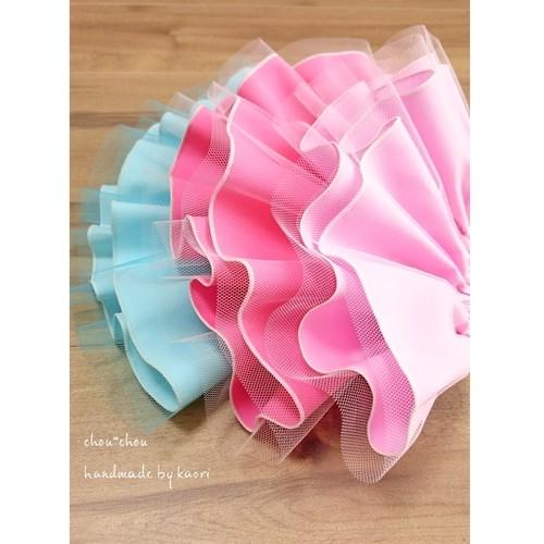 【ライトピンク】シェリーメイ&ジェラトーニにぴったり♡天使のチュールスカート