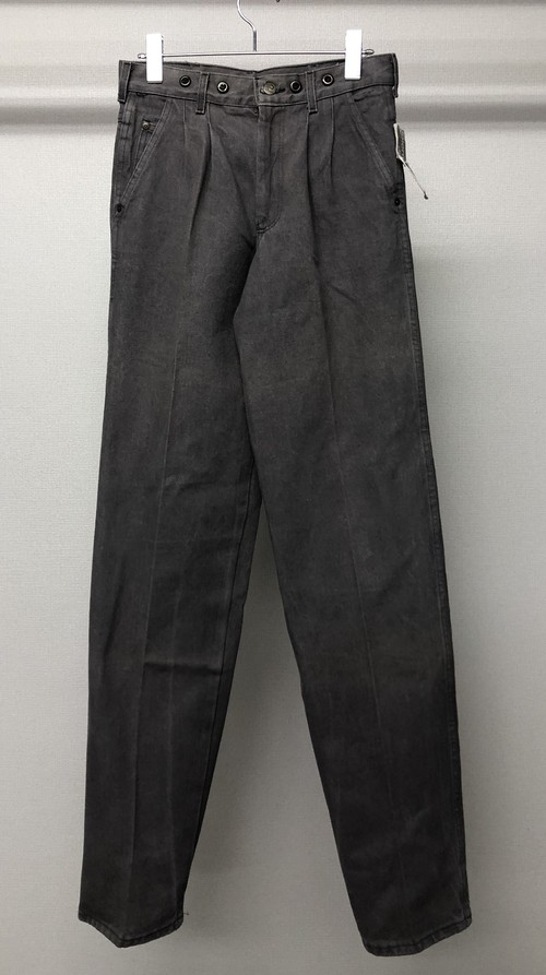 1980s PIERRE CARDIN HAIGH WAISTED DENIM PANTS