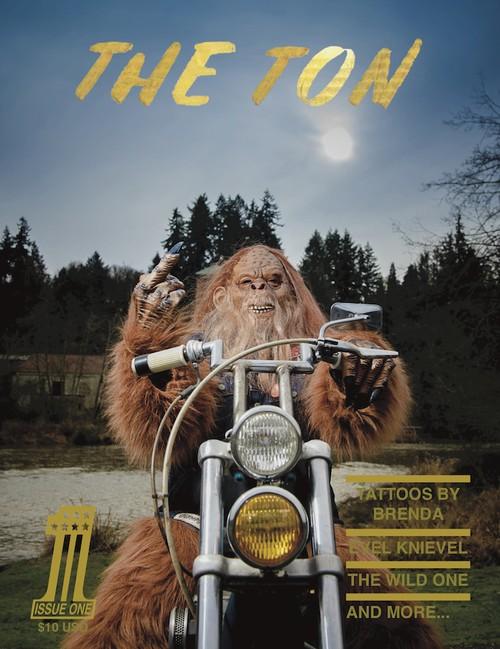 The Ton magazine #01