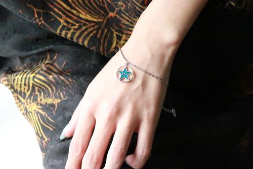 Christian Dior star bracelet