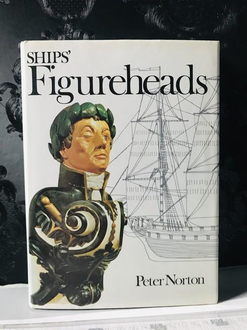 70's 洋書 SHIP'S FIGUREHEADS