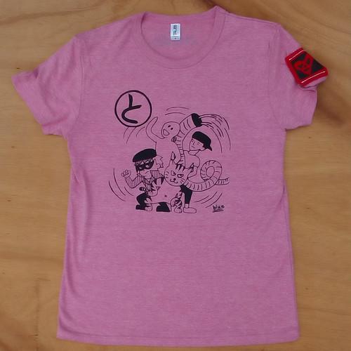 『と』カルタTシャツ