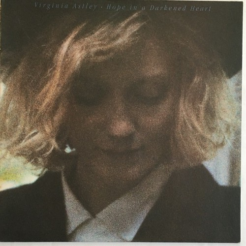 【LP・独盤】Virginia Astley / Hope in a Darkened Heart