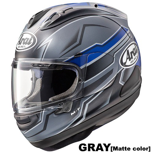ARAI RX-7X SCOPE GRAY