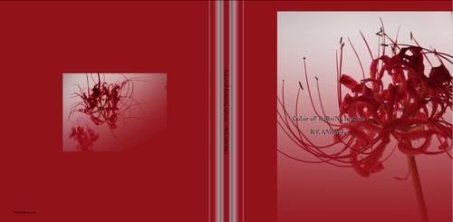 color of burning lycoris.(2008年9月製作)