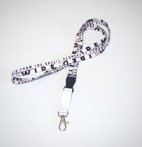 """WIRED""NECK STRAP"