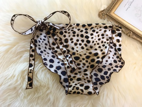 VENUS (leopard)/シルク100%