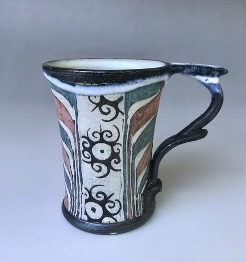 恒星紋マグカップ