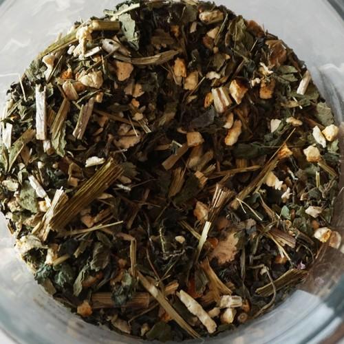 [免疫力] 有機薬草茶 (茶葉量り売り50g以上ご注文専用:10g単位)