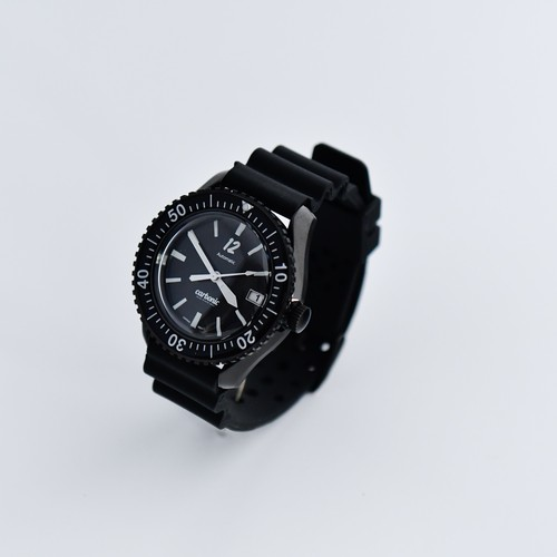carbonic  DIVER watch bk