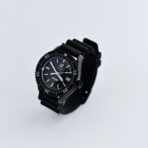 carbonic  DIVER watch bk
