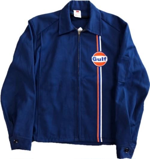 70's ビンテージ レーシング ジャケット Lion Gulf Racing Jacket