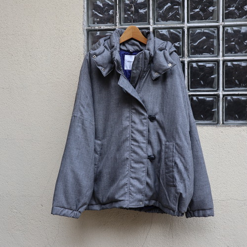 「Antgauge」N-3B DOWN JACKET