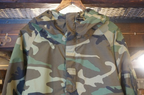 "90's U.S.Military ECWCS camouflage Parka ""2nd/SMALL"""