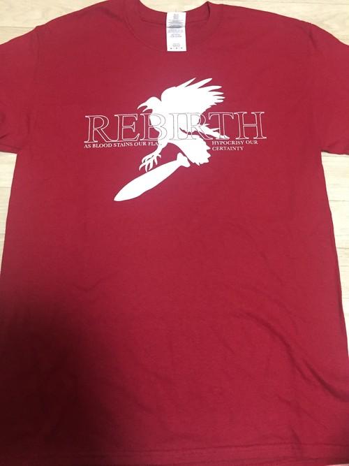 REBIRTH stormcrow lyric Tシャツ