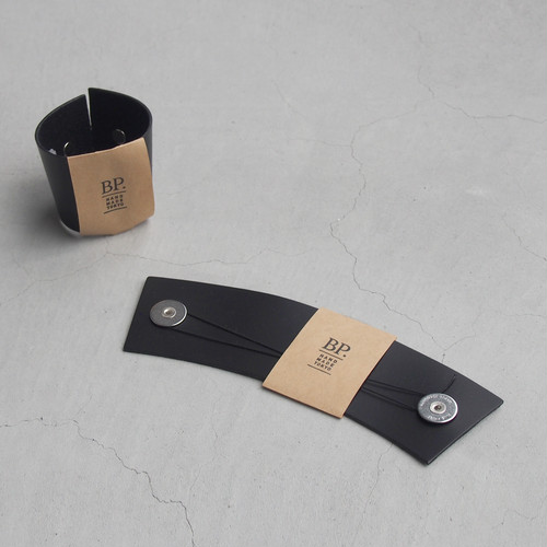 BP. CUP SLEEVE BLACK