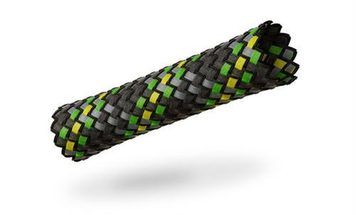 Cable Sleeve S 切り売り (ネオン) :: VIABLUE