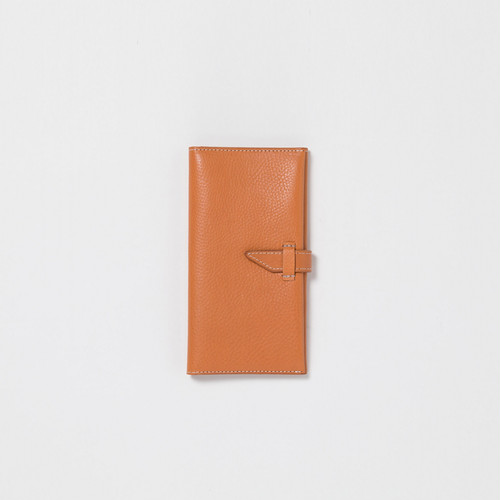 Hender Scheme 【エンダースキーマ】 passport wallet (NATURAL)