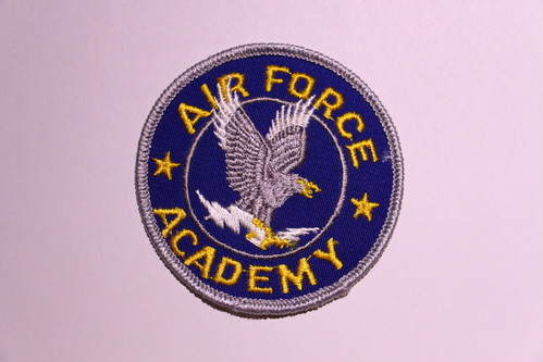 "patch""AIR FORCE ACADEMY"""