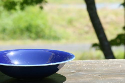 6.5寸鉢(深瑠璃 ) 1客