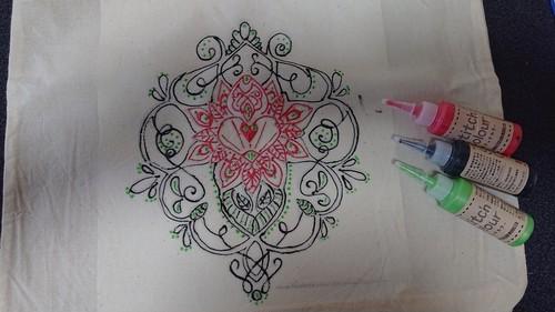 ペイント刺繍セット【SET01】