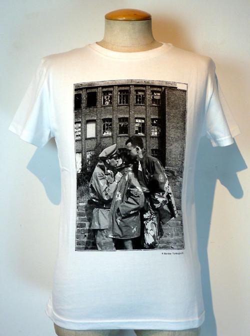 サイキックTV Tシャツ〈FUNDOM×HERBIE YAMAGUCHI〉