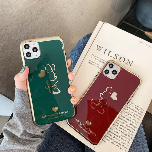 【オーダー商品】Cute couple iphone case