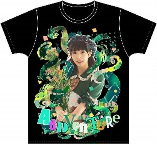 """Add""Venture Tour2020 Tシャツ【大場はるか】"