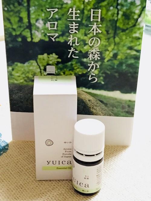 yuica精油ヒノキ