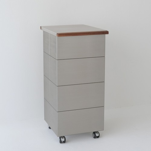 PB-2N/ゴミ箱(30L×1)     トラッシュボックス