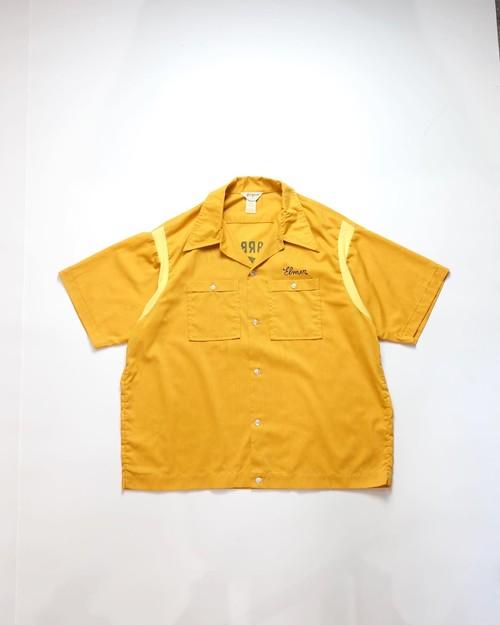 1970 bowling shirt