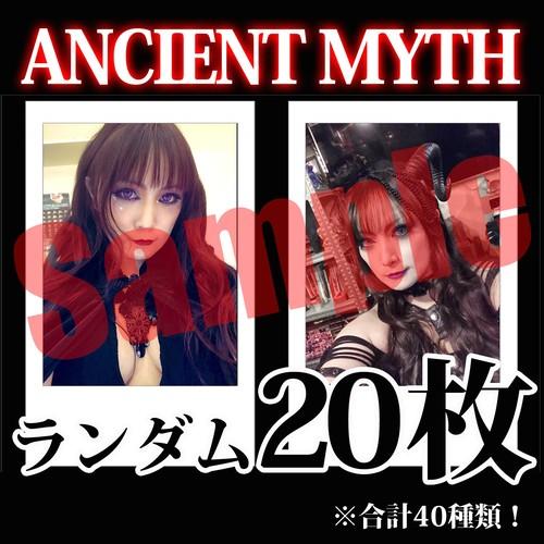 【チェキ・ランダム20枚】ANCIENT MYTH