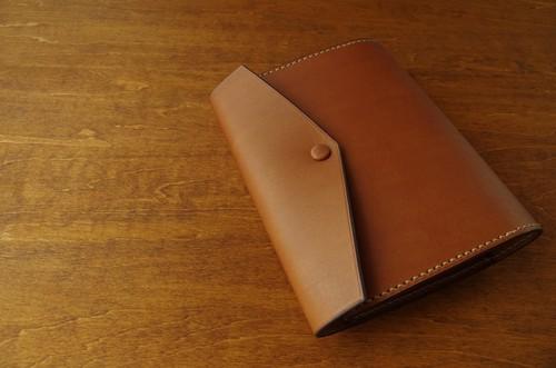 【受注生産】HOBONICHI TECHO cover(cousin size)/brown