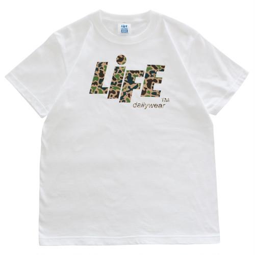 ISLAND CAMO TEE(TYPE-1) / LIFEdsgn