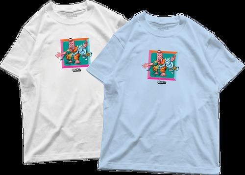 鬼と河童と天狗 Tee / Oni & Kappa & Tengu Tee