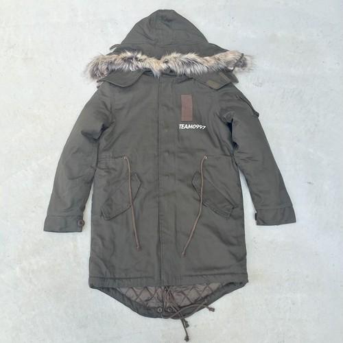 AMAMI Coat (Khaki)