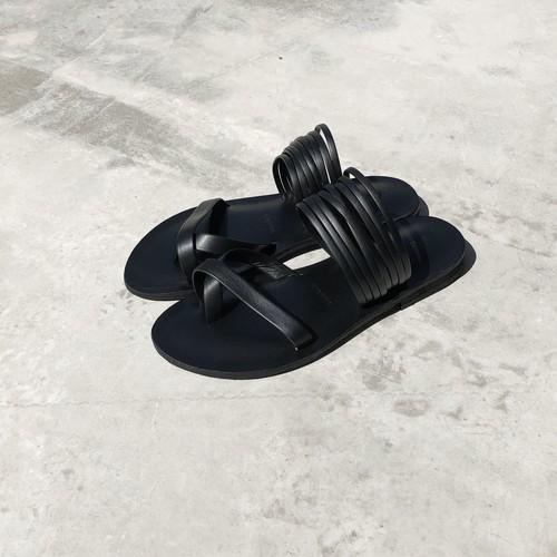 【20SS】MAURO de BARI / Cross Tong Sandals