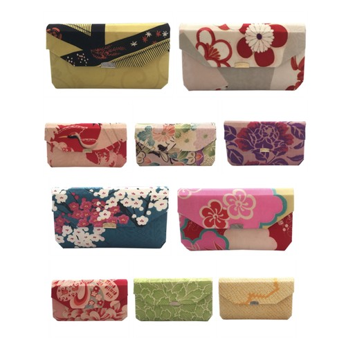 Popping Wallet (Long Size)