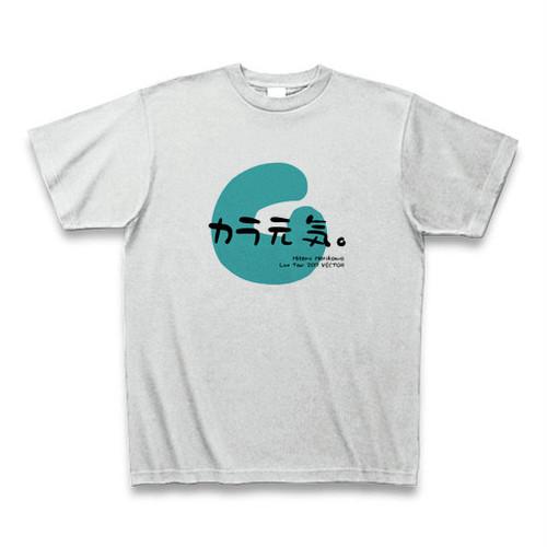 Live Tour 2017「VECTOR」 Tシャツ(カラ元気 グリーンxアッシュ)