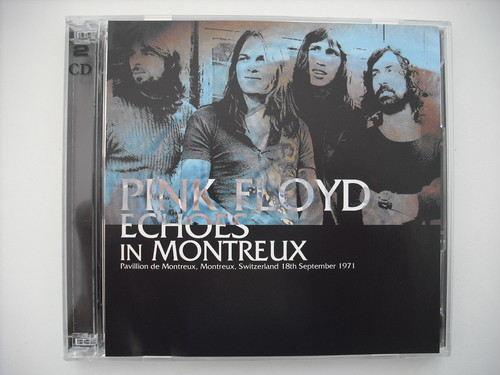 【2CD】PINK FLOYD / ECHOES IN MONTREUX