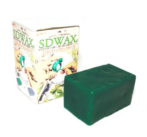 SOLID DESIGN 指輪や立体物の原形製作に最適な素材 SDWAX 【SDW-016】SDWAXスタンダードブロック
