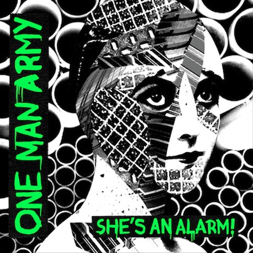 one man army / she's an alarm! 7""