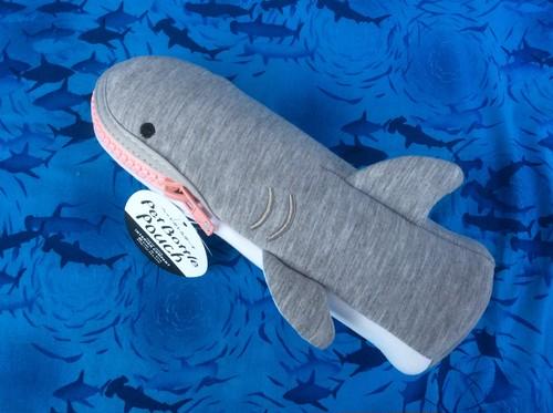 サメ・ペットボトルポーチ