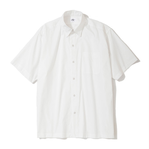 "Just Right ""Chef Shirt"" White"