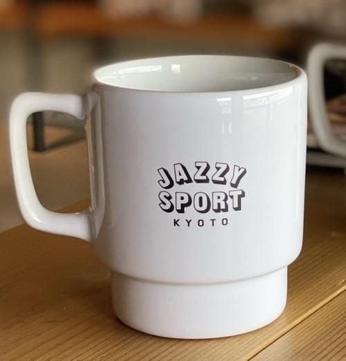 JSK オリジナル 陶器スタッキング・マグカップ