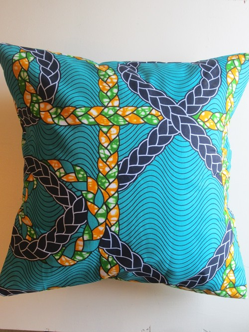 africa cushion cover G